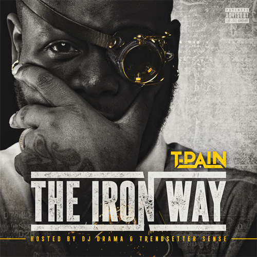 The Iron Way Cover