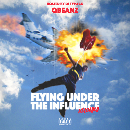New  Q Beanz Mixtape Flying Under The Influence (Reloaded) Download + Stream